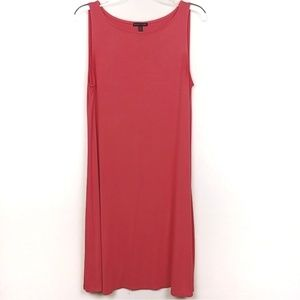 Eileen Fisher | Coral Tank Dress